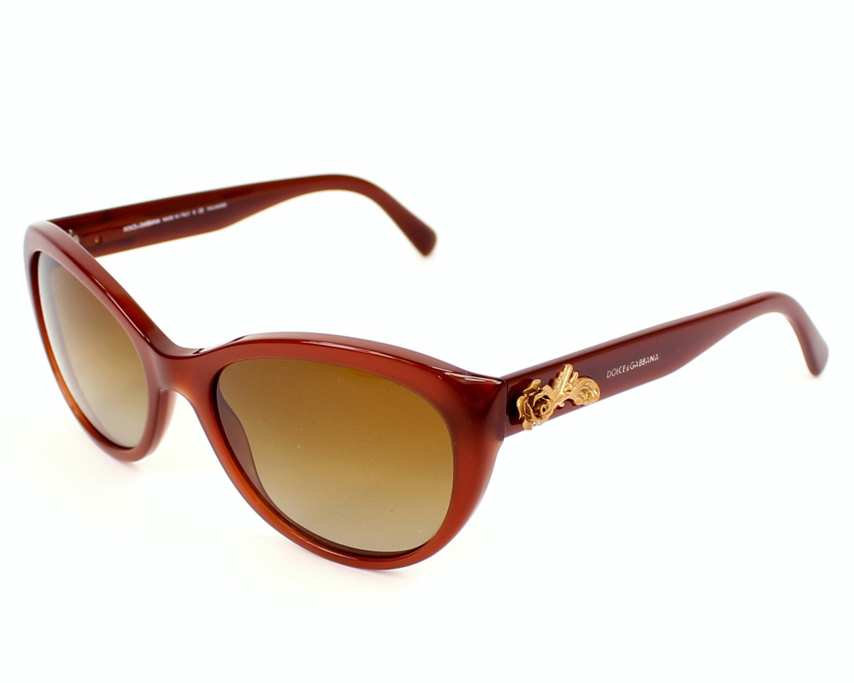 Dolce & Gabbana Sunglasses DG-4160 2682/T5| Buy now and ...