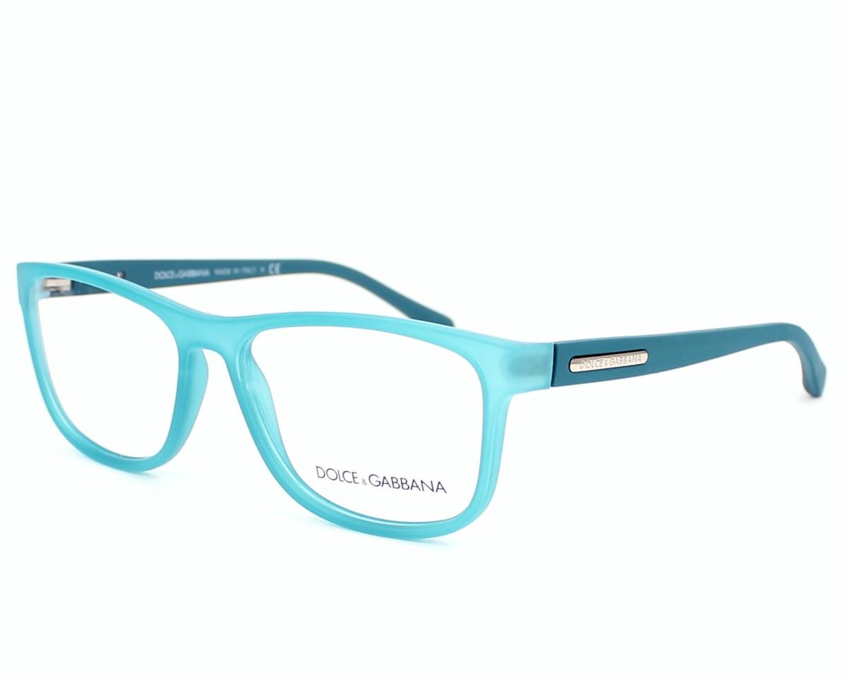 lunettes de vue dolce gabbana dg 5003 2785 turquoise. Black Bedroom Furniture Sets. Home Design Ideas