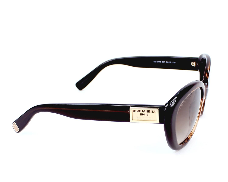 lunettes de soleil de dsquared en dq