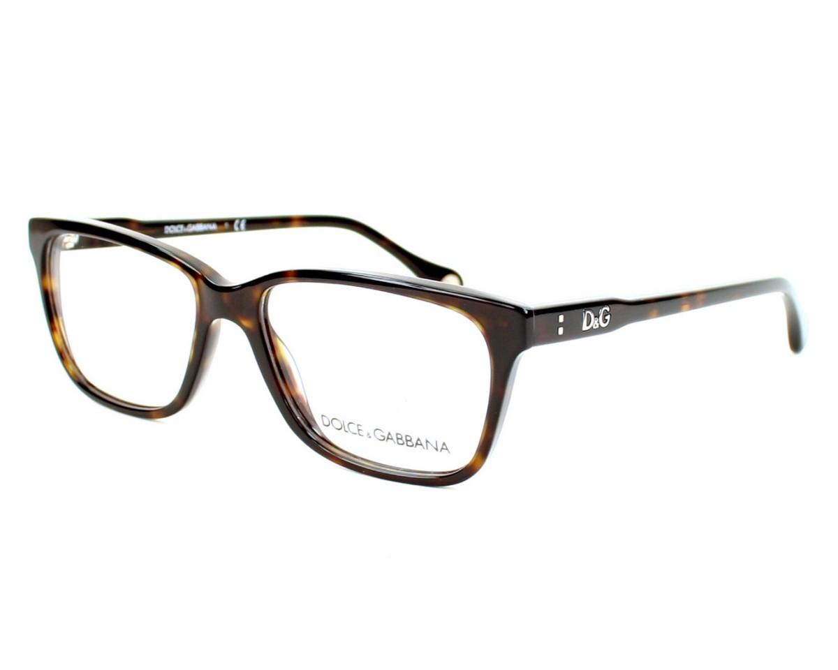 lunettes de vue dolce gabbana dd1238 502 52 visionet. Black Bedroom Furniture Sets. Home Design Ideas