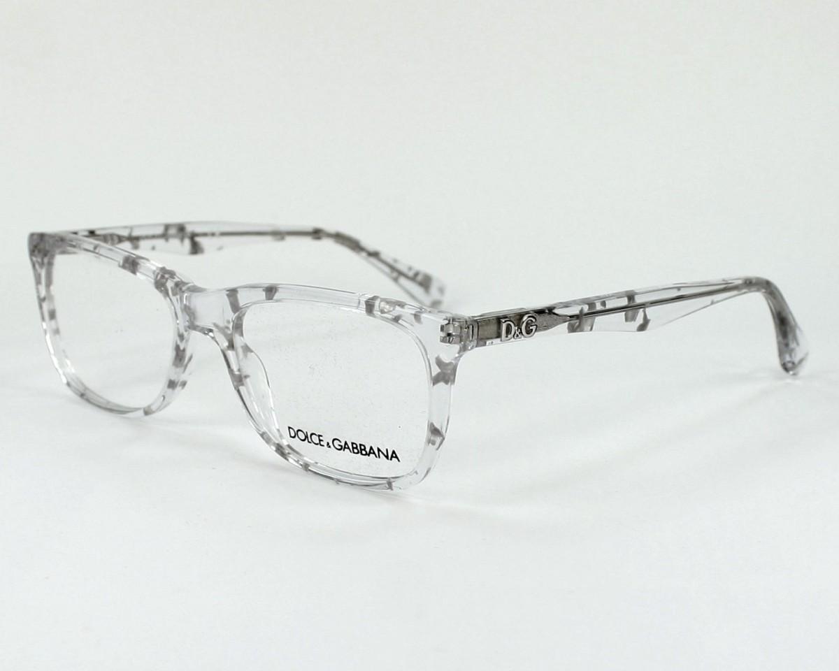 lunettes de vue dolce gabbana dd 1242 2576 52 visionet. Black Bedroom Furniture Sets. Home Design Ideas