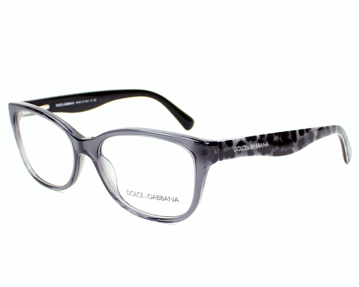 lunettes de vue dolce gabbana dg 3136 1861 gris. Black Bedroom Furniture Sets. Home Design Ideas
