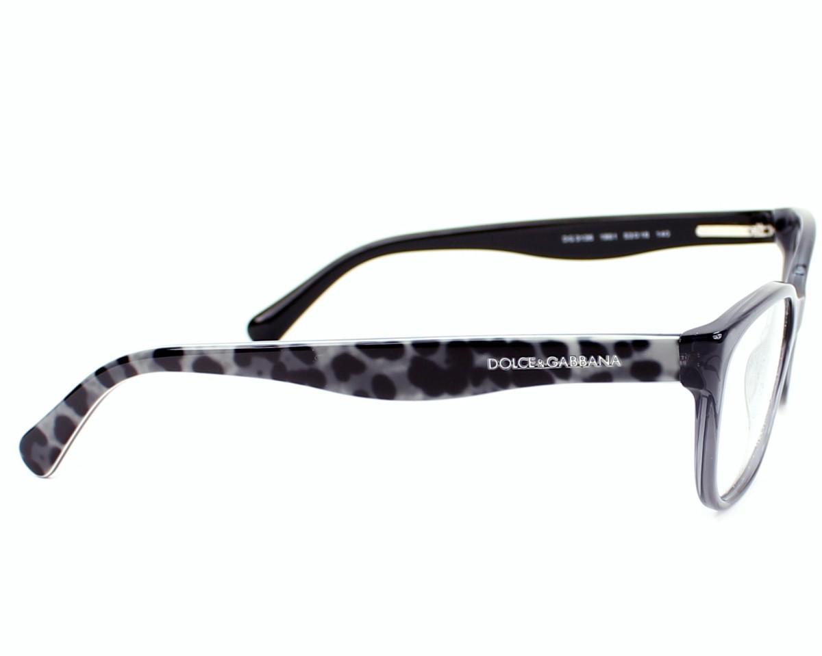 lunettes de vue de dolce gabbana en dg 3136 1861