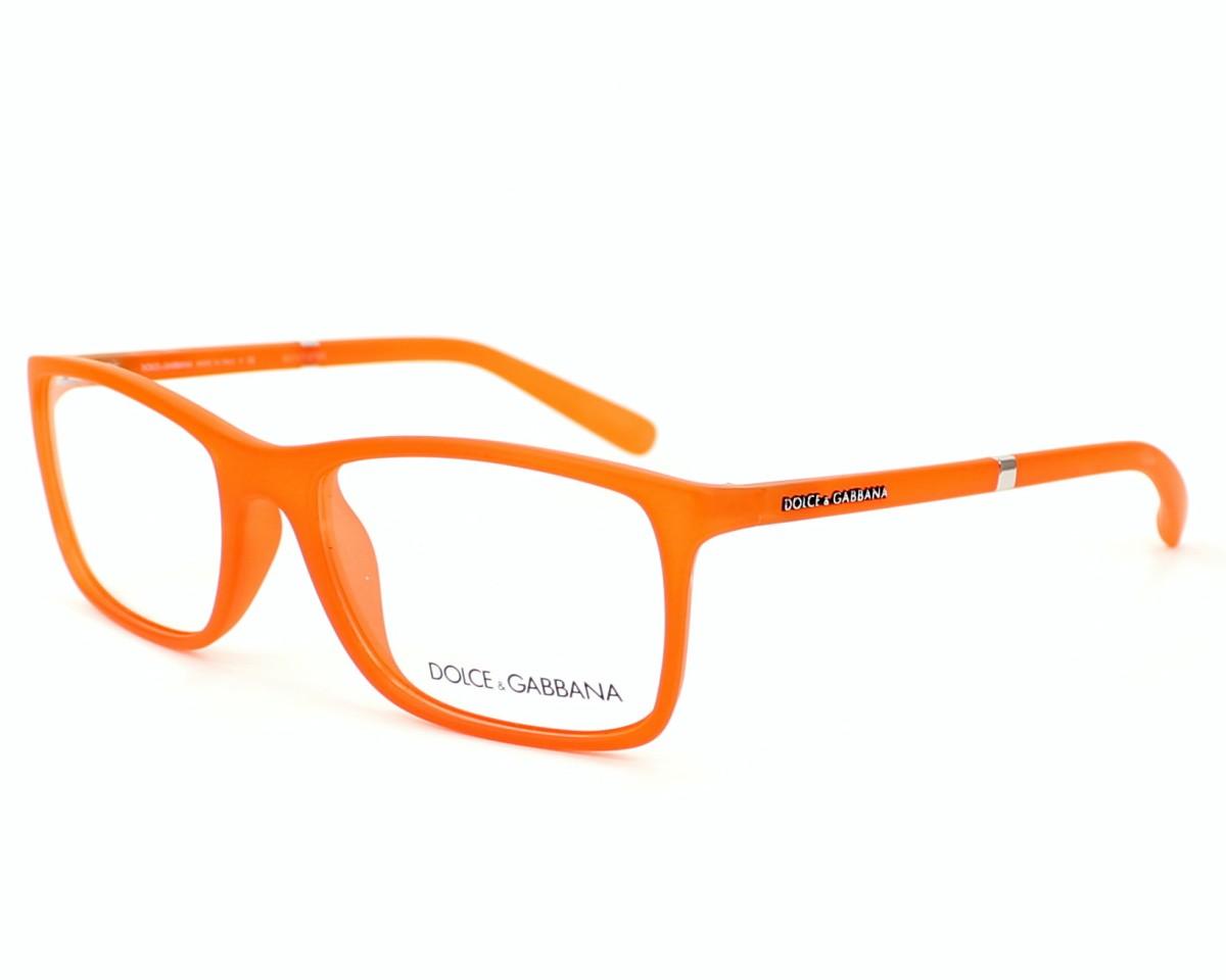 128e1d8fcbe08 Lunettes de vue Dolce   Gabbana DG-5004 2752 - Orange vue de profil