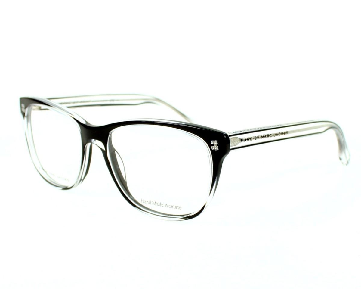 lunettes de vue marc by marc jacobs mmj 475 sd6 52 visionet. Black Bedroom Furniture Sets. Home Design Ideas