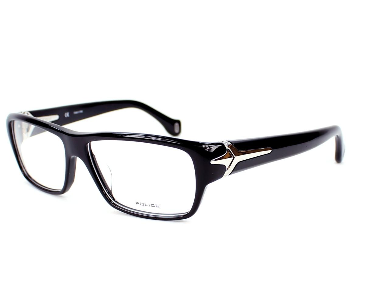 lunettes de vue police v 1781 m 0700 noir. Black Bedroom Furniture Sets. Home Design Ideas