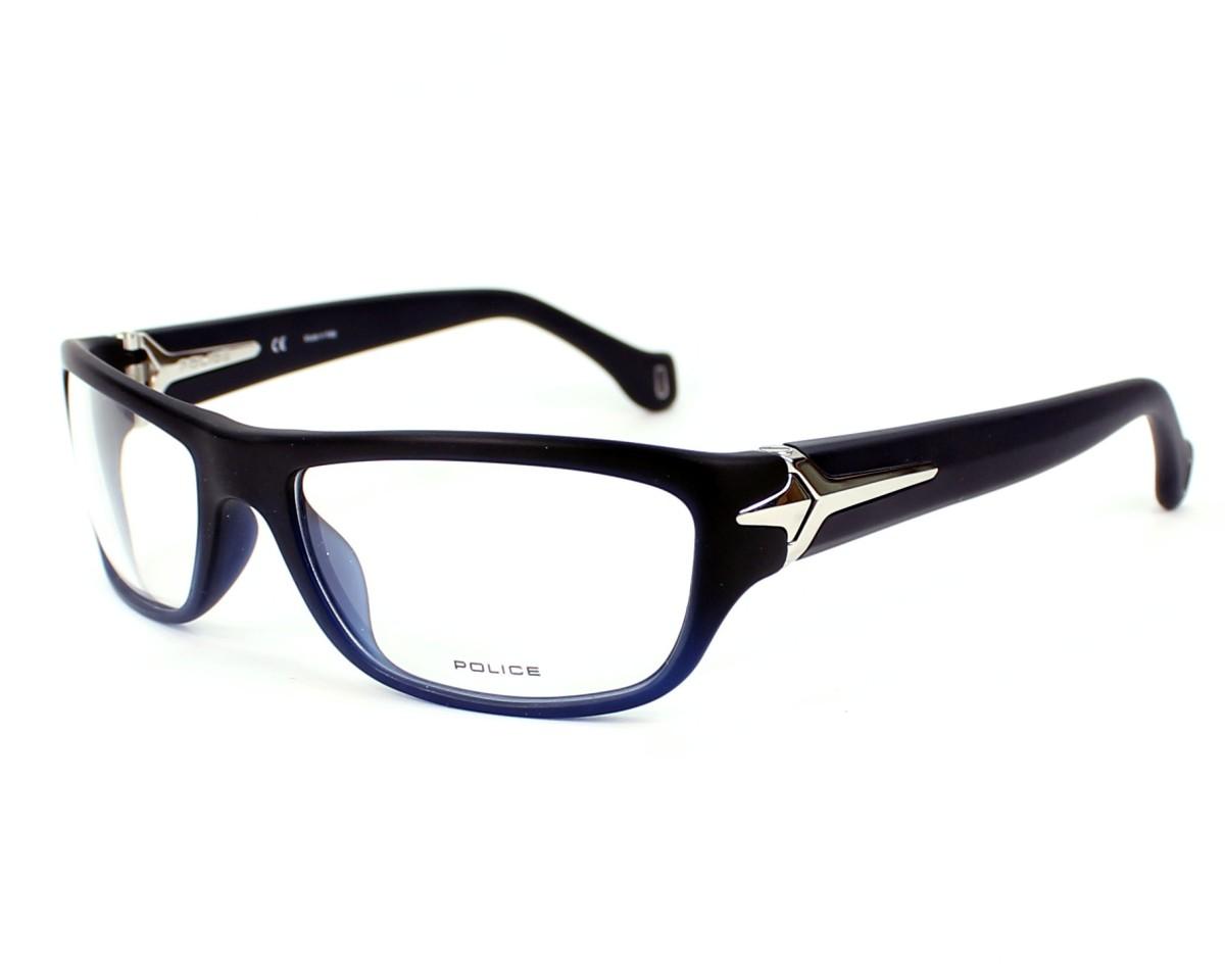 achat lunettes de vue police v 1782 m 0wt6 visionet. Black Bedroom Furniture Sets. Home Design Ideas