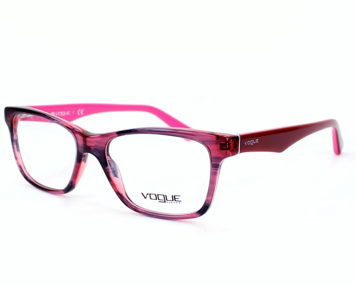 lunettes de vue vogue vo 2787 2061 violet. Black Bedroom Furniture Sets. Home Design Ideas
