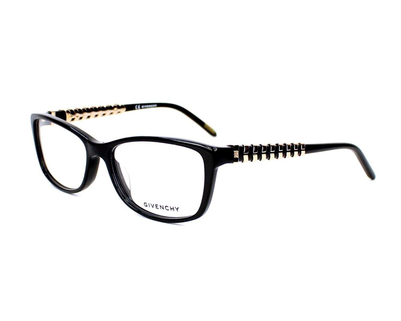 lunettes de vue de givenchy en vgv 864 n 0700. Black Bedroom Furniture Sets. Home Design Ideas