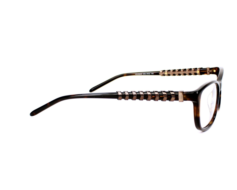 1312747fce Lunettes de vue Givenchy VGV-864-N 0722 - Havane Bronze vue de côté