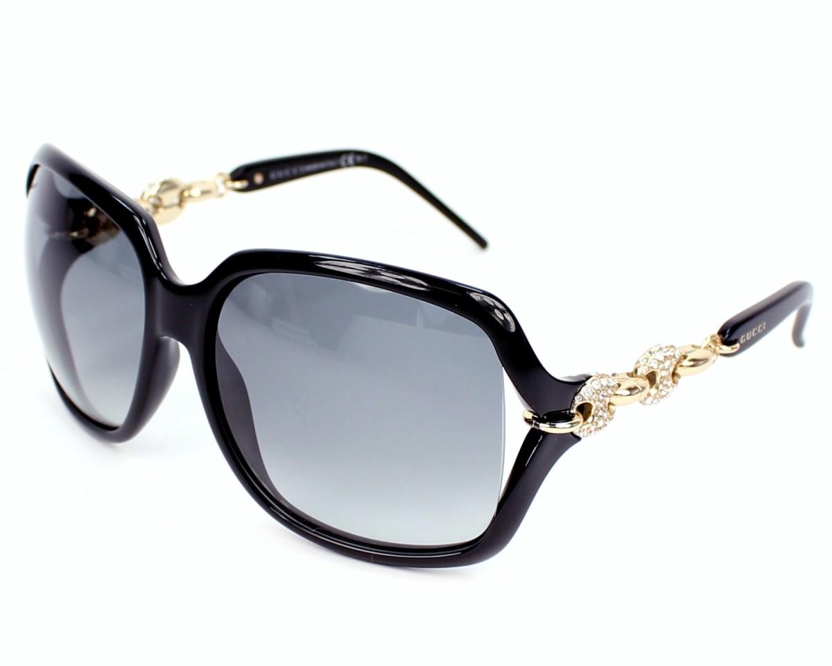 e8039ccf46c21 Lunette De Vue Gucci Femme Noir