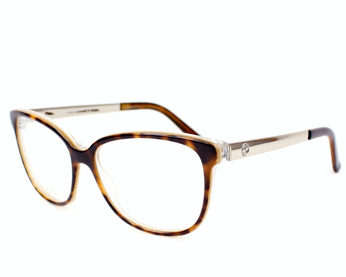lunettes de vue gucci gg 3701 4wj 54 visionet. Black Bedroom Furniture Sets. Home Design Ideas