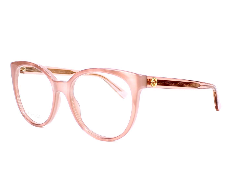 398ba5d7b85648 Lunettes de vue Gucci GG-3823 R4F - Rose Rose vue de profil