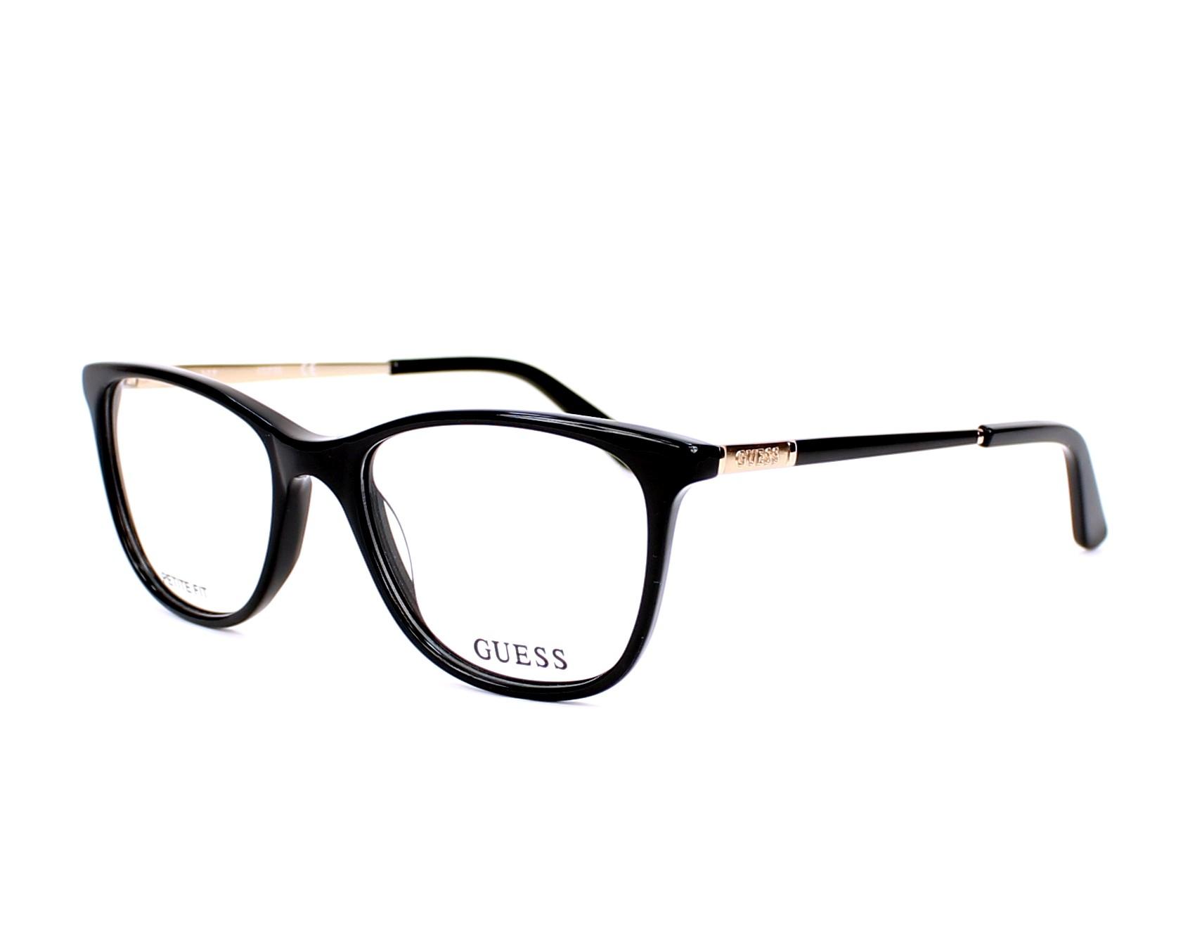 lunettes de vue guess gu2566 005 49 visionet. Black Bedroom Furniture Sets. Home Design Ideas