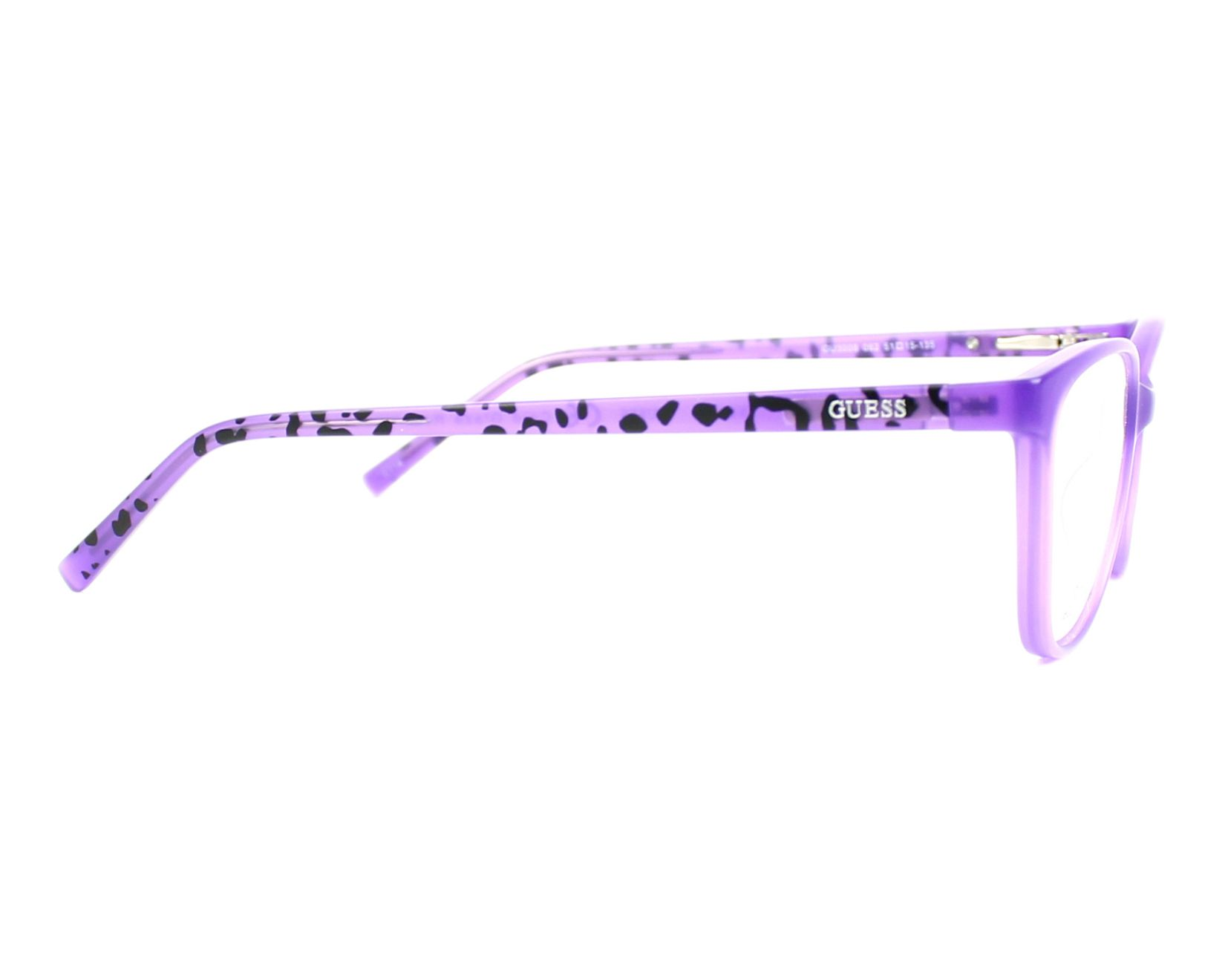 lunettes de vue guess gu 3008 082 pas cher opticiens. Black Bedroom Furniture Sets. Home Design Ideas