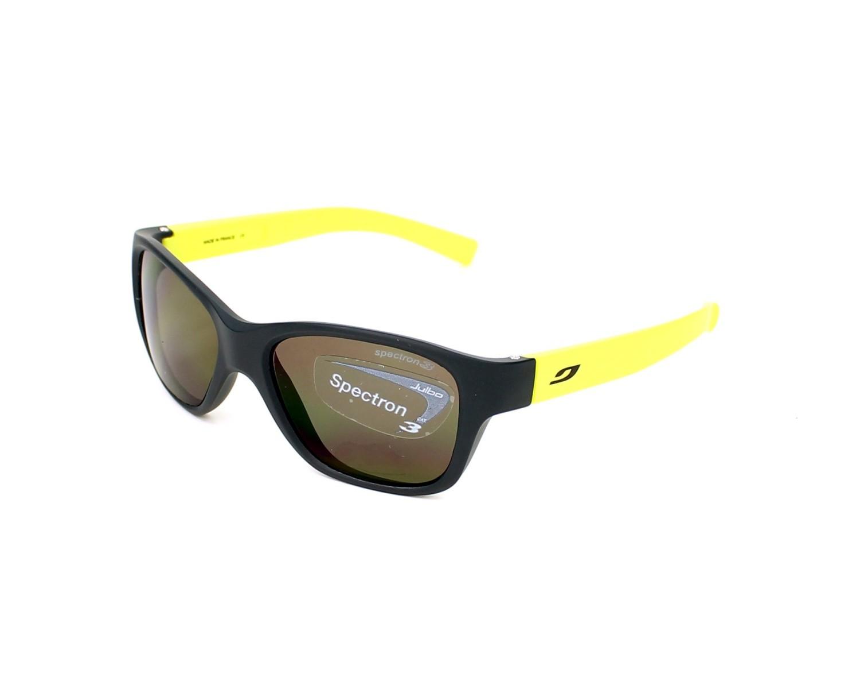 lunettes de soleil julbo j465 2012 bleu avec des verres gris pour mixte. Black Bedroom Furniture Sets. Home Design Ideas