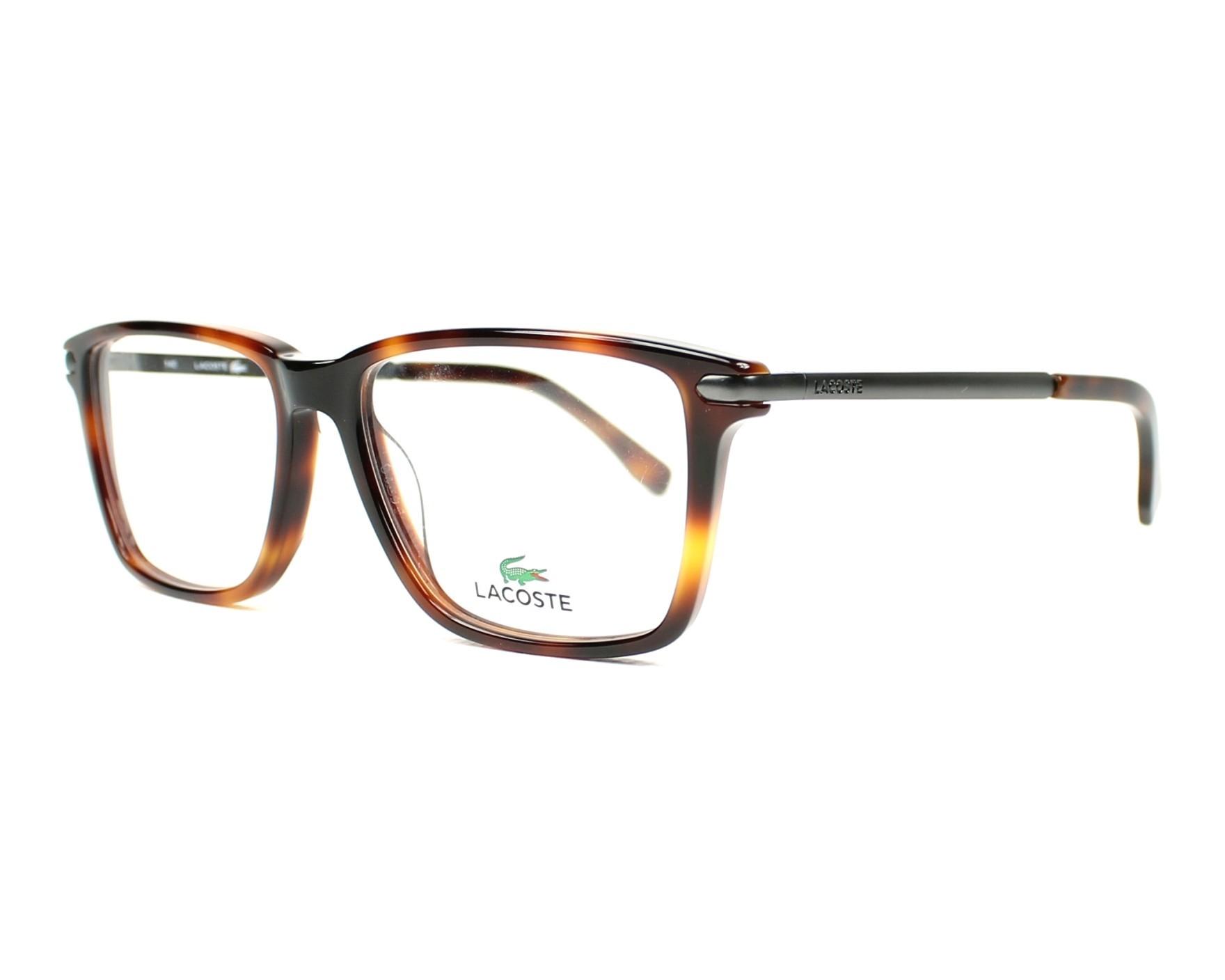 0518fe9462a64b Trouvez vos lunettes de vue Lacoste en promotion toute l année
