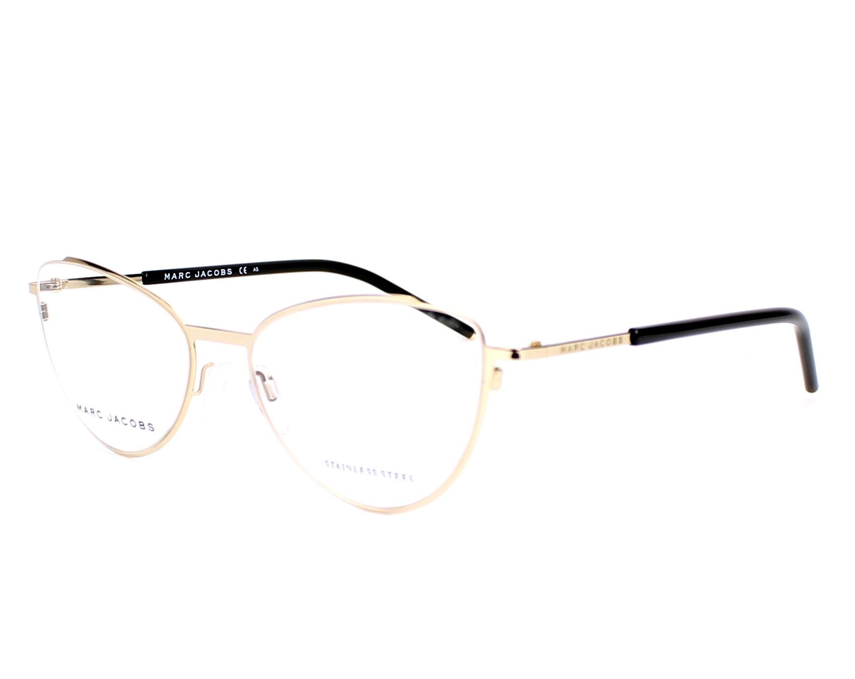 lunettes de vue marc jacobs marc 40 rhl or. Black Bedroom Furniture Sets. Home Design Ideas