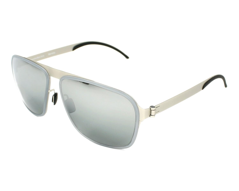 lunettes de soleil mercedes m 1044 b gris pas cher visionet. Black Bedroom Furniture Sets. Home Design Ideas