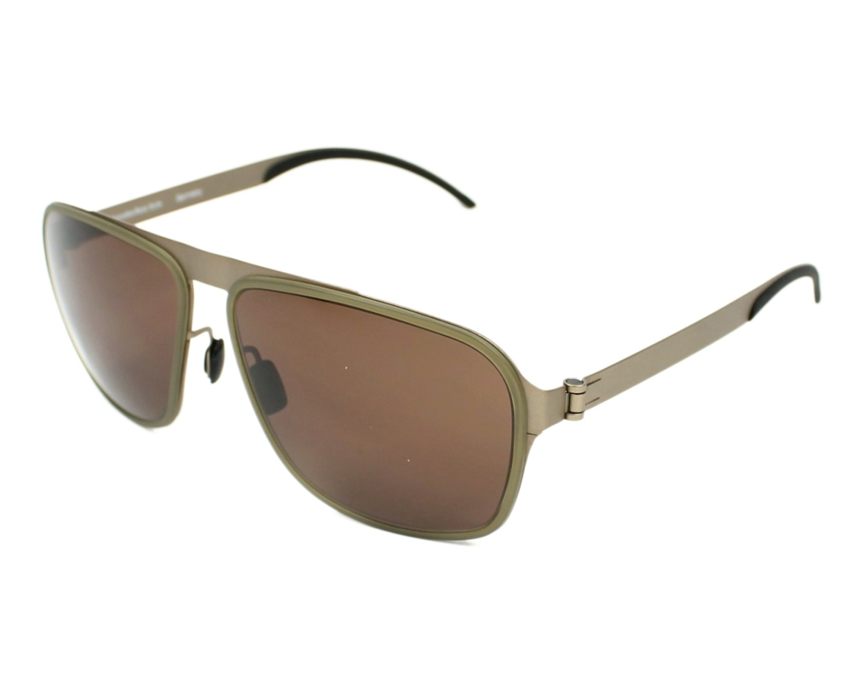lunettes de soleil mercedes m 1044 c or pas cher visionet. Black Bedroom Furniture Sets. Home Design Ideas