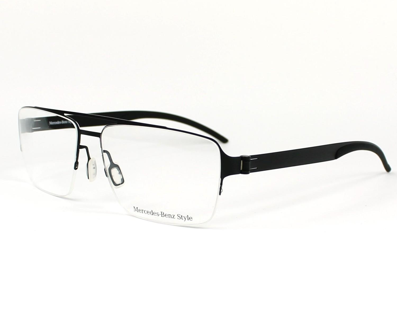 lunettes de vue mercedes m 2059 c noir monture hommes. Black Bedroom Furniture Sets. Home Design Ideas