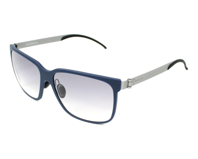 lunettes de soleil mercedes m 7004 c bleu pas cher visionet. Black Bedroom Furniture Sets. Home Design Ideas
