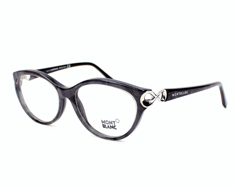 lunettes de vue mont blanc mb435 v 005 54 visionet