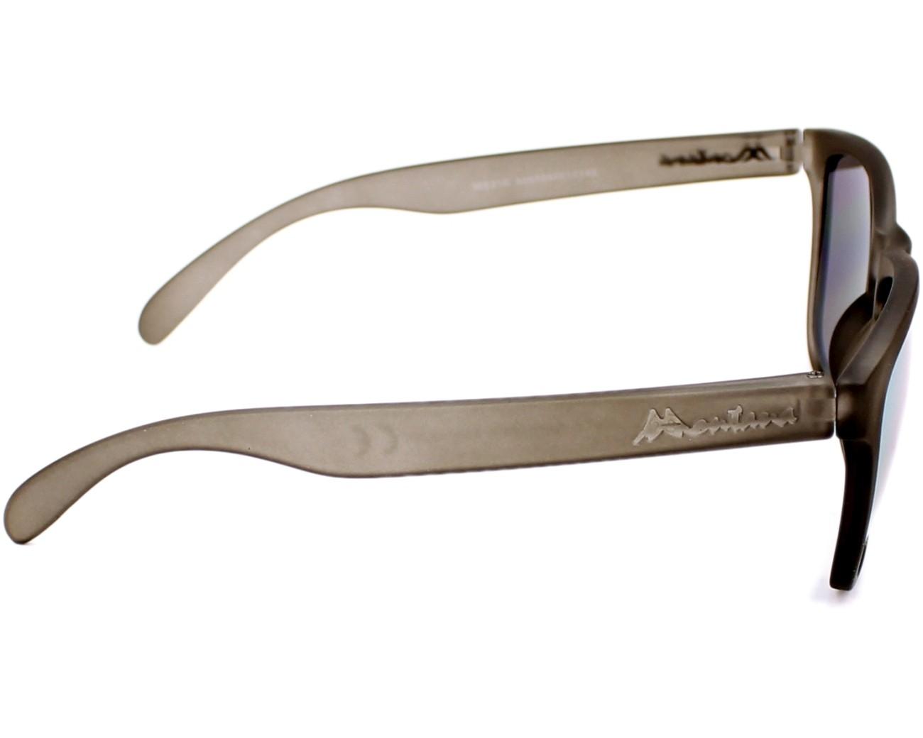 Montana ms31 Lunettes de soleil Noir Argent Miroir