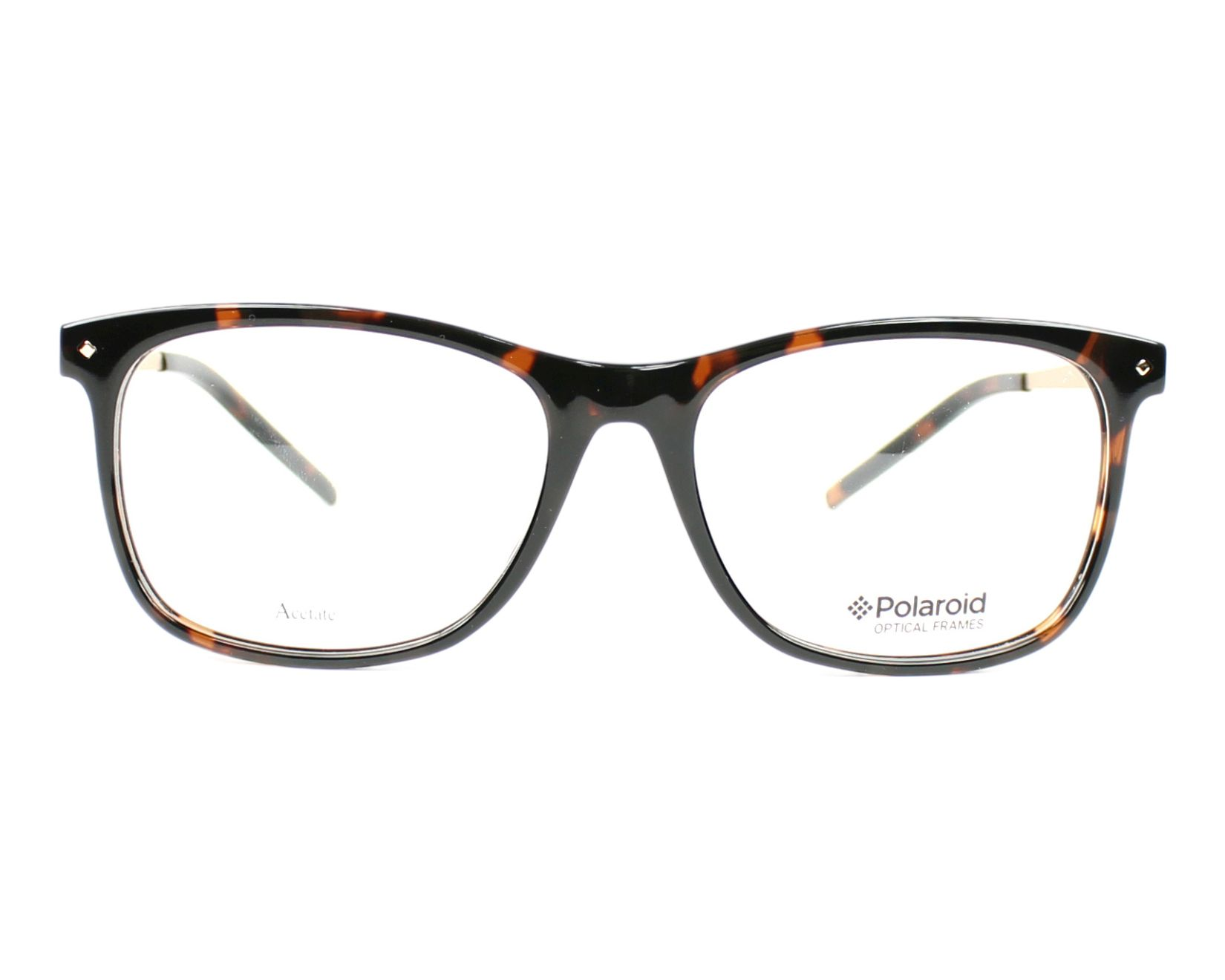 lunettes de vue polaroid pldd 308 1u2 pas cher opticiens. Black Bedroom Furniture Sets. Home Design Ideas
