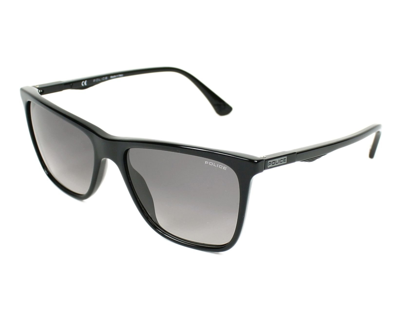 lunettes de soleil police spl 362 0700 noir pas cher visionet. Black Bedroom Furniture Sets. Home Design Ideas