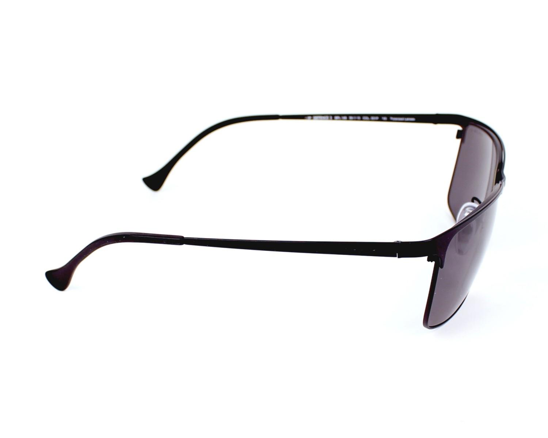 lunettes de soleil police spl 146 531p noir visionet. Black Bedroom Furniture Sets. Home Design Ideas