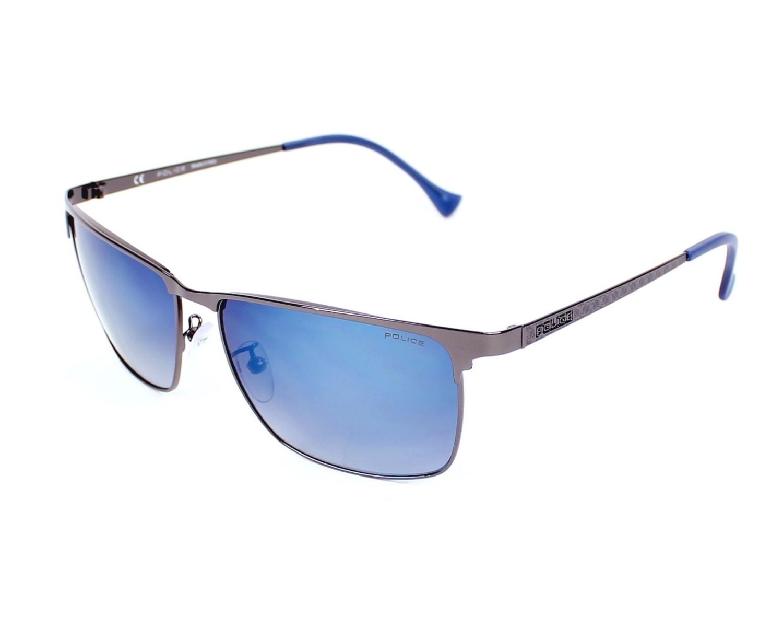lunettes de soleil defence 3 de police en spl 146 568b. Black Bedroom Furniture Sets. Home Design Ideas