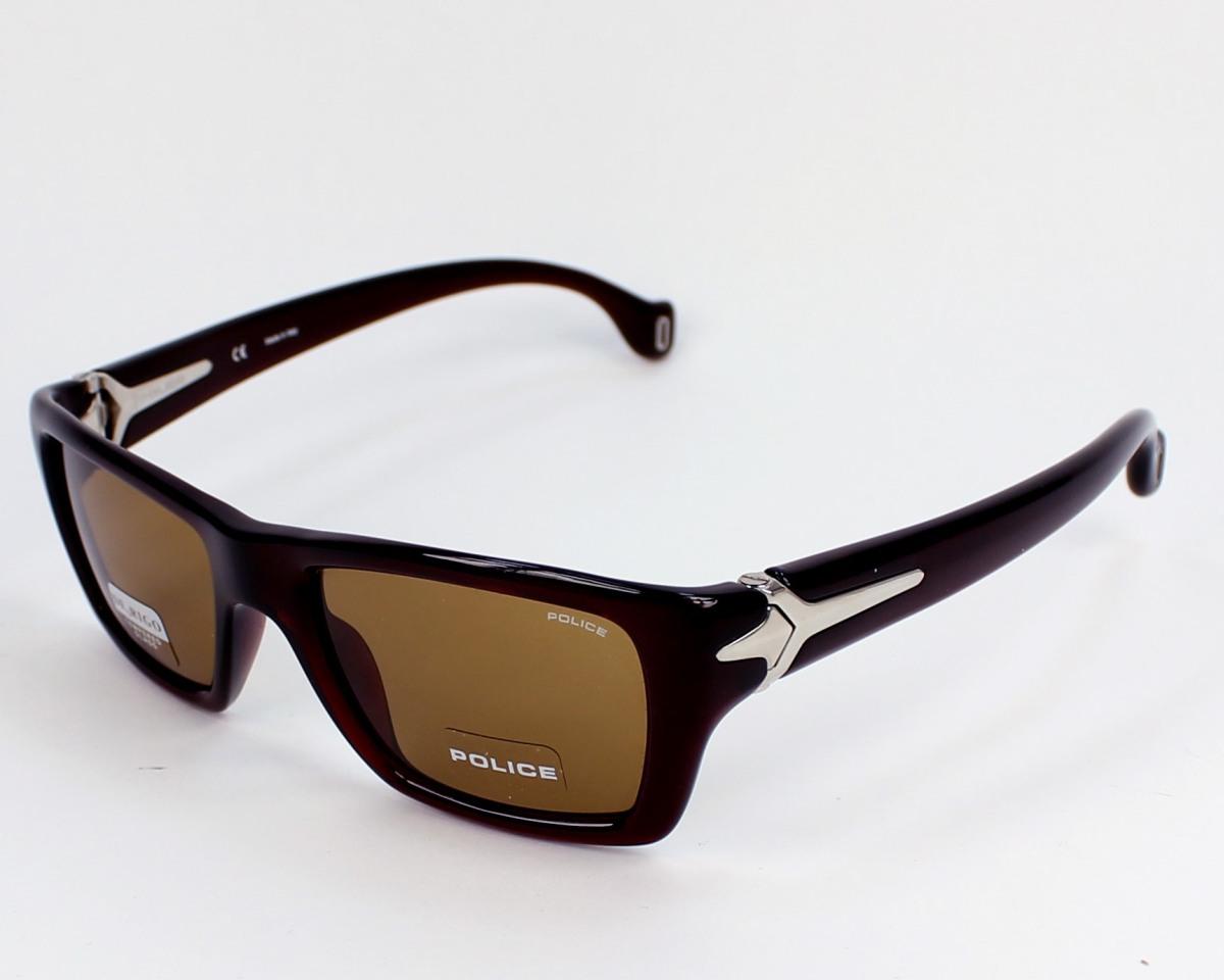 lunettes de soleil nolita de police en s 1711 0z90. Black Bedroom Furniture Sets. Home Design Ideas