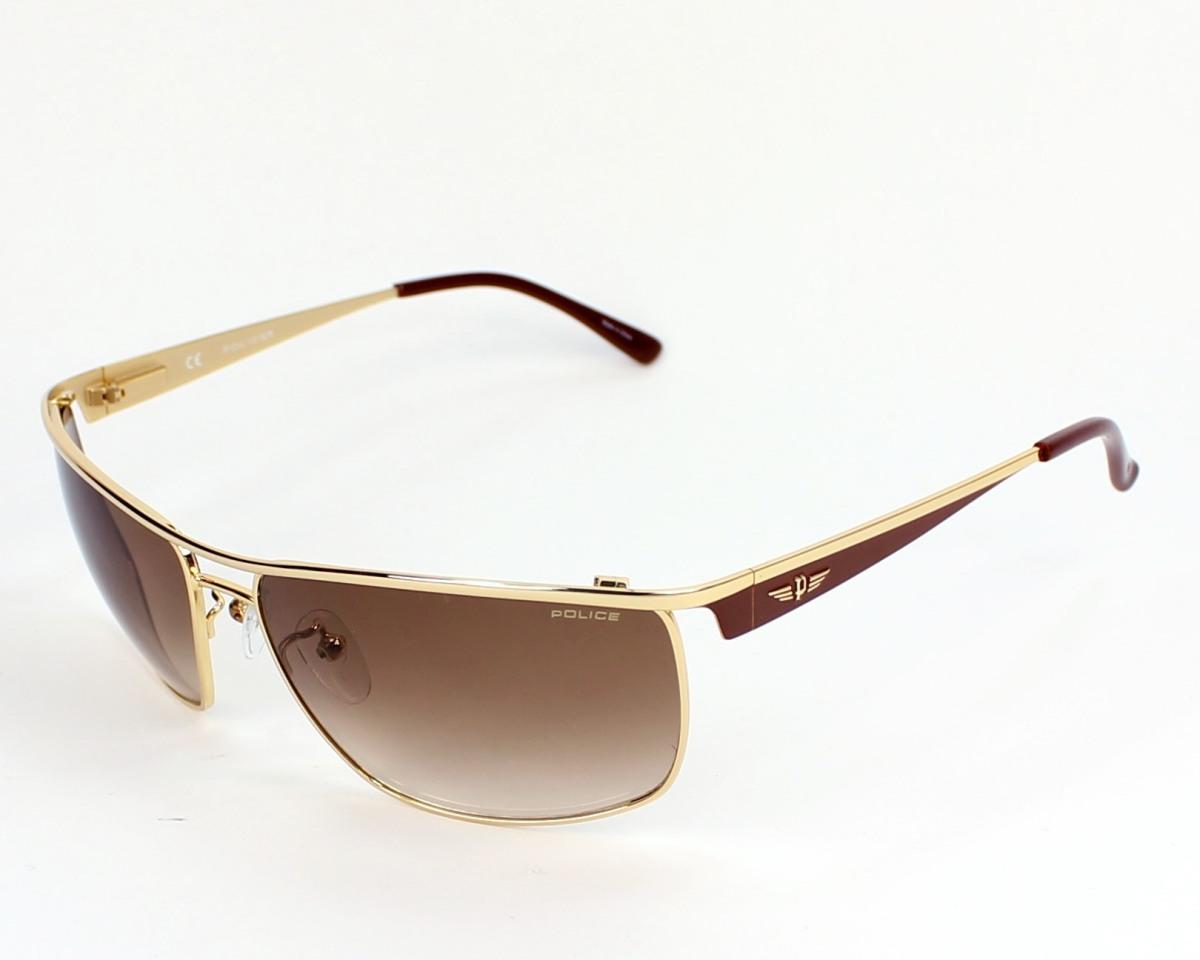 lunettes de soleil de police en s 8516 0h12. Black Bedroom Furniture Sets. Home Design Ideas