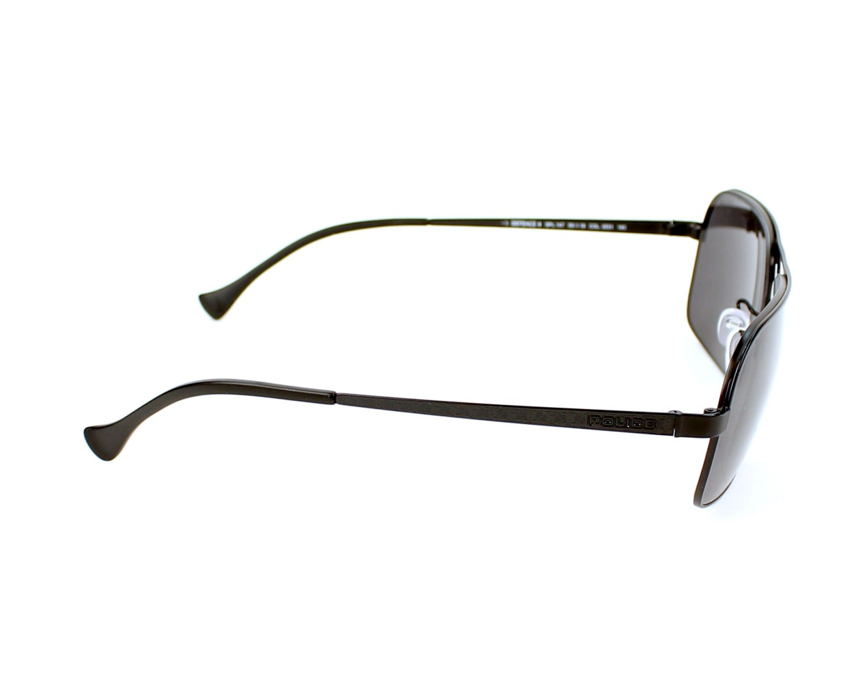 lunettes de soleil police spl 147 0531 noir pas cher visionet. Black Bedroom Furniture Sets. Home Design Ideas