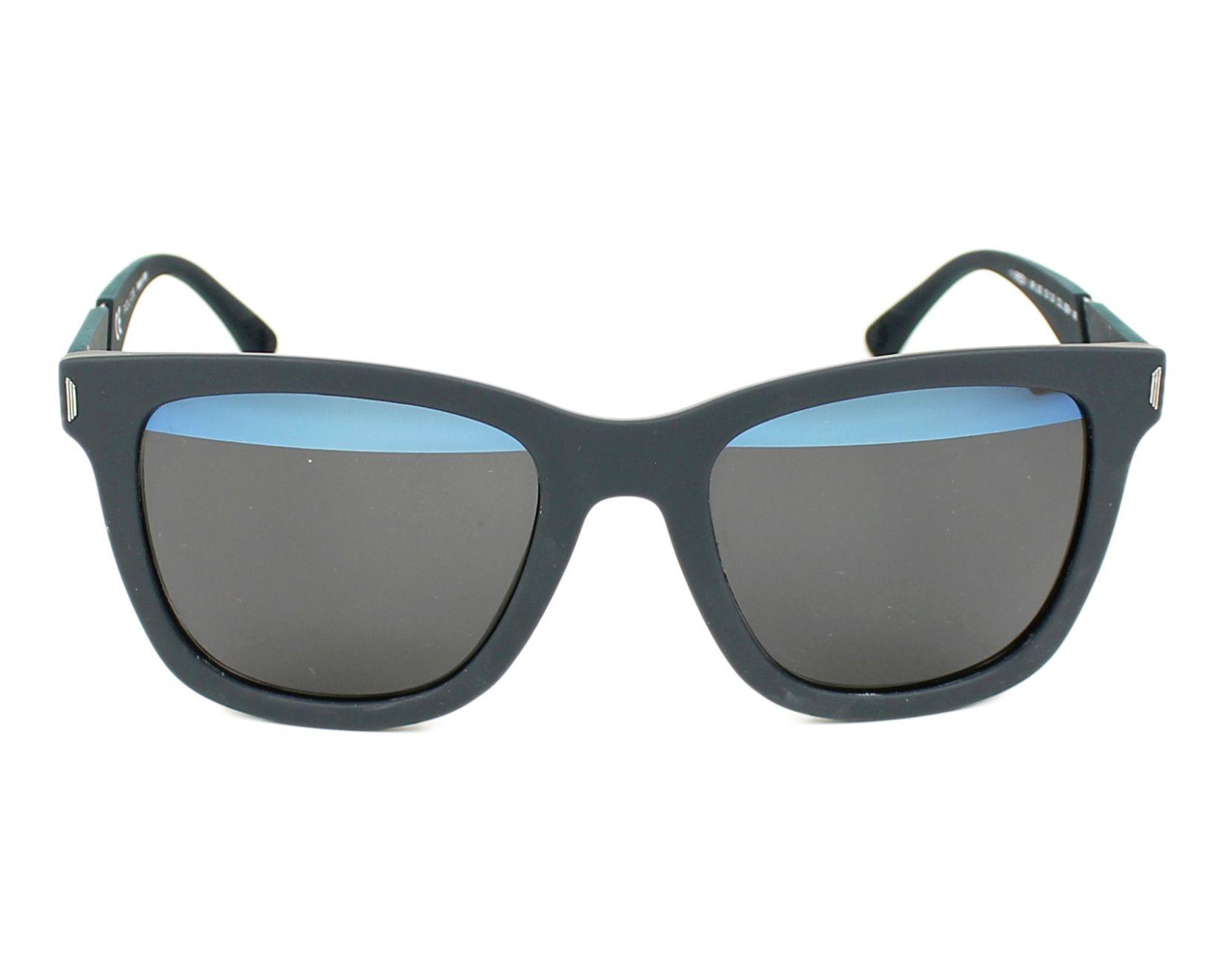 lunettes de soleil police spl 352 92eh bleu avec des verres gris pour hommes. Black Bedroom Furniture Sets. Home Design Ideas