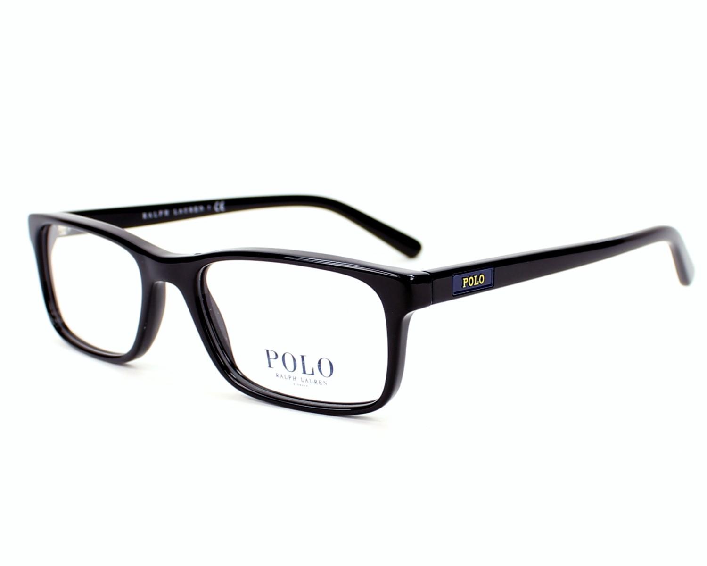Lunettes de vue Polo Ralph Lauren PH-2143 5001 - Noir vue de profil 0c6a746be692