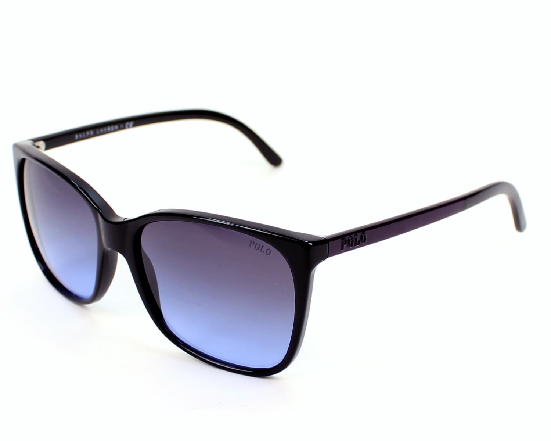 lunettes de soleil polo ralph lauren ph 4094 551779 noir. Black Bedroom Furniture Sets. Home Design Ideas