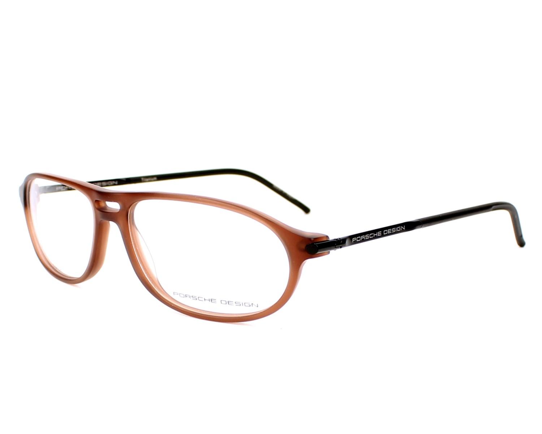 achat lunettes de vue porsche design p 8138 b visionet. Black Bedroom Furniture Sets. Home Design Ideas
