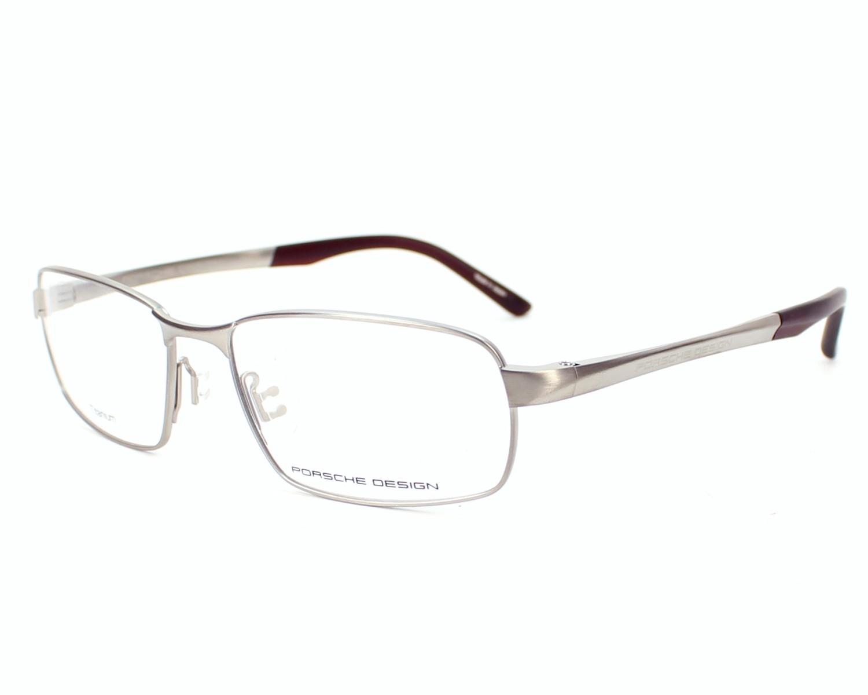 lunettes de vue porsche design p 8212 b 56 visionet. Black Bedroom Furniture Sets. Home Design Ideas