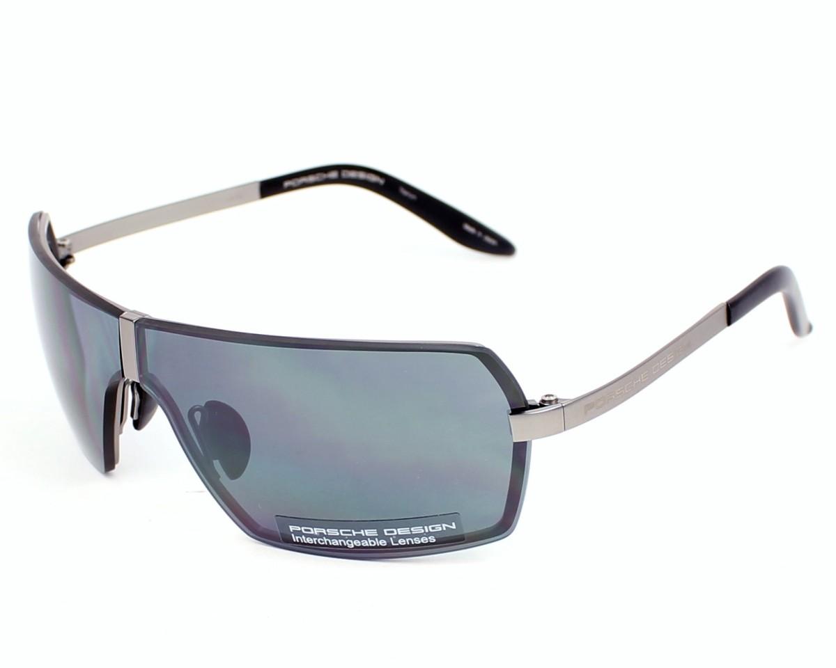 lunettes de soleil porsche design p 8491 b v729 72 visionet. Black Bedroom Furniture Sets. Home Design Ideas