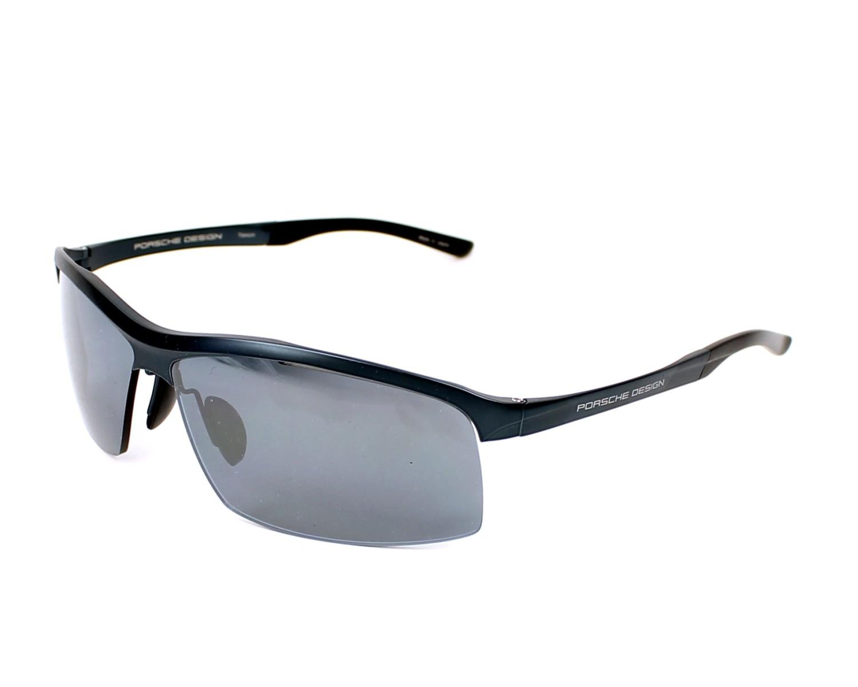 lunettes de soleil porsche design p 8494 c bleu avec des verres bleu gris. Black Bedroom Furniture Sets. Home Design Ideas