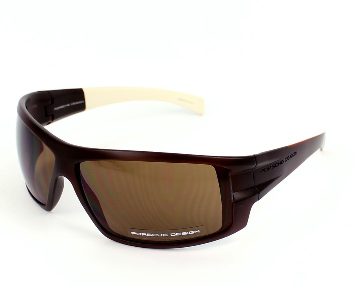 lunettes de soleil de porsche design en p