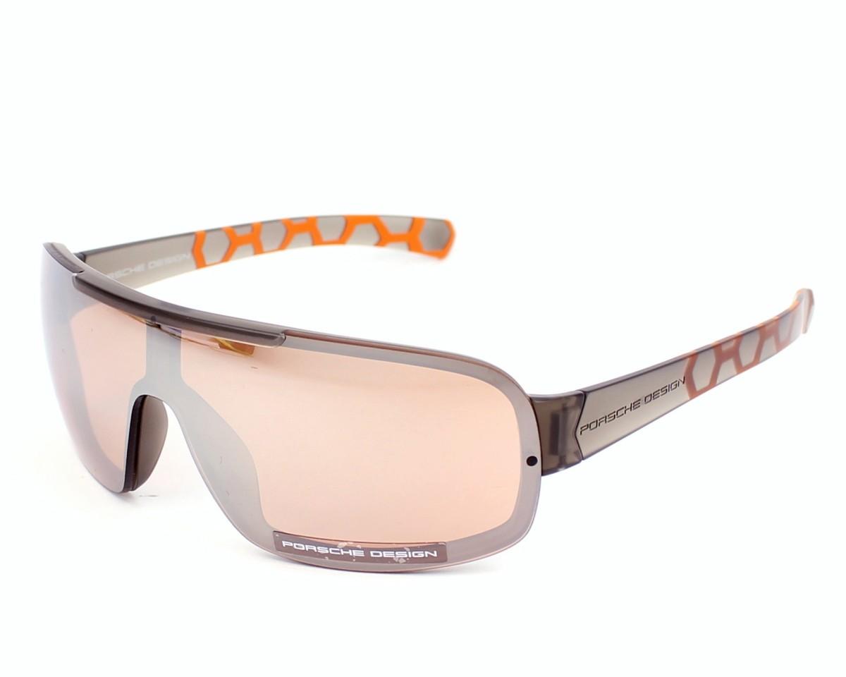 lunettes de soleil porsche design p8528 a v862 0 visionet. Black Bedroom Furniture Sets. Home Design Ideas