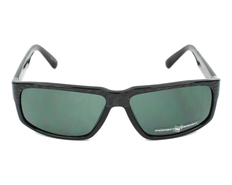 lunettes de soleil porsche design p 8547 a noir avec des verres gris pour hommes. Black Bedroom Furniture Sets. Home Design Ideas