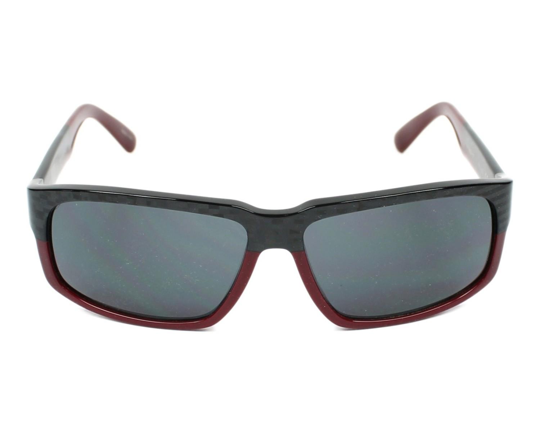 lunettes de soleil porsche design p 8547 c carbonne avec des verres gris pour hommes taille 61. Black Bedroom Furniture Sets. Home Design Ideas