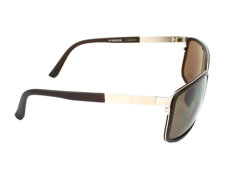 lunettes de soleil porsche design p 8552 c marron pas cher visionet. Black Bedroom Furniture Sets. Home Design Ideas