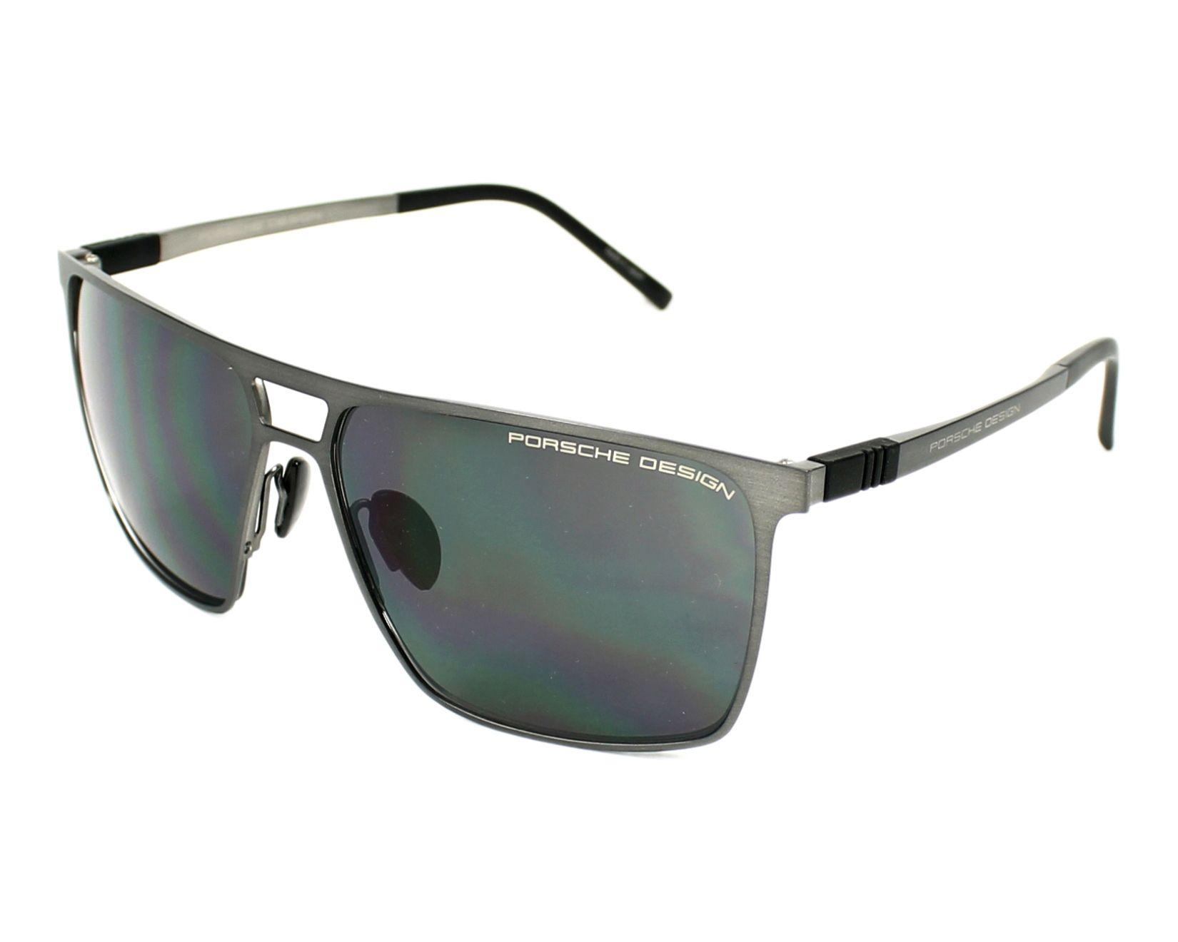 lunettes de soleil porsche design p 8610 b 59 visionet. Black Bedroom Furniture Sets. Home Design Ideas