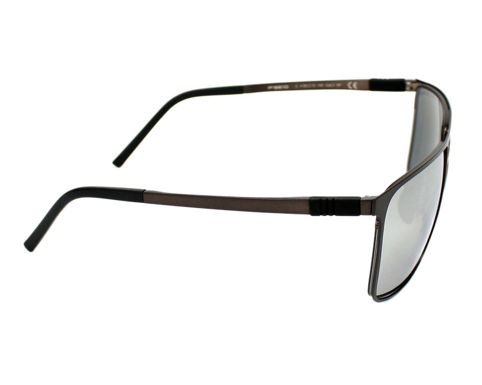lunettes de soleil porsche design p 8610 c bronze avec des verres gris pour hommes. Black Bedroom Furniture Sets. Home Design Ideas