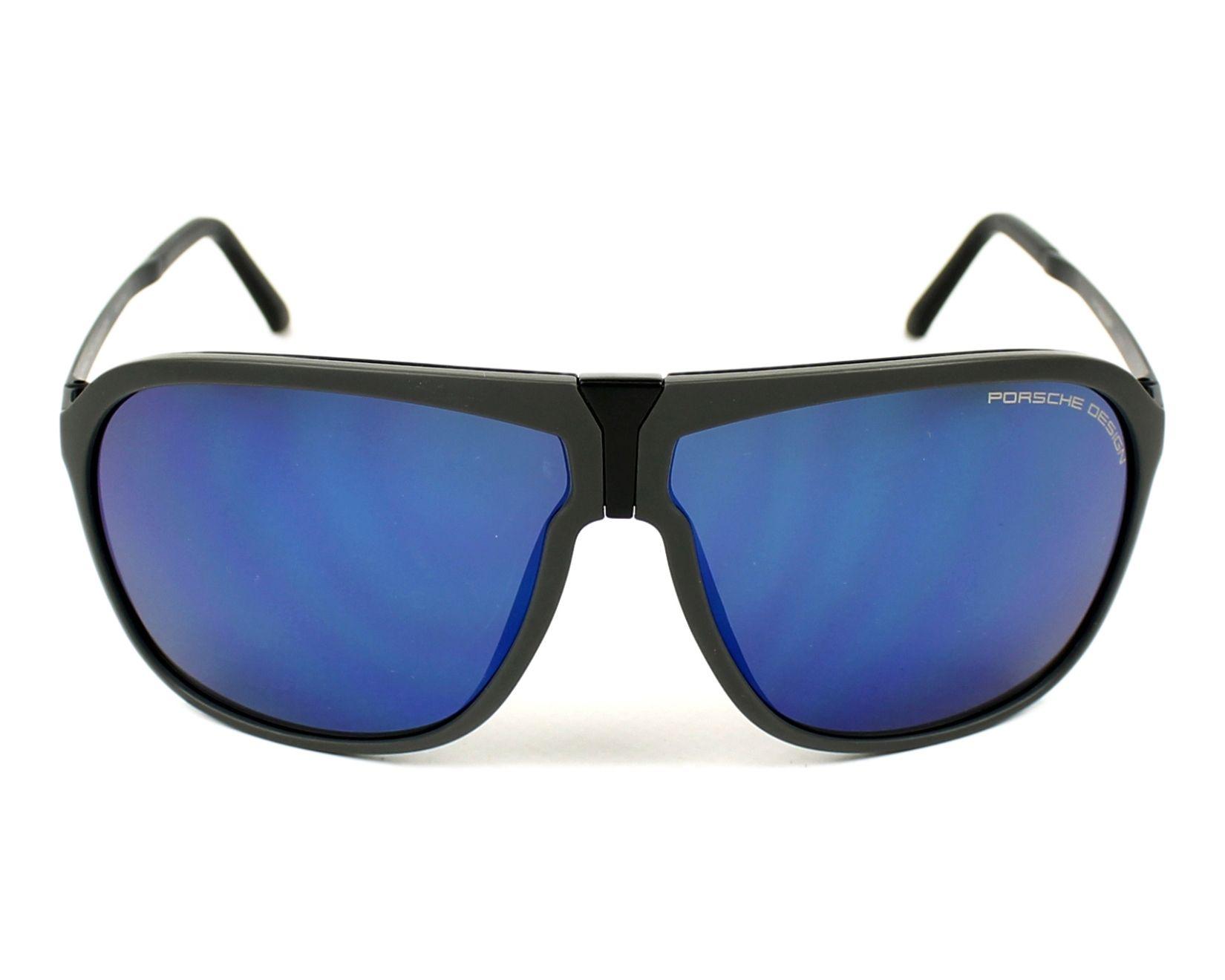 lunettes de soleil porsche design p 8618 b noir visionet. Black Bedroom Furniture Sets. Home Design Ideas